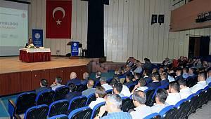 Burdur da Dini Yayın Faaliyetleriyle İlgili Toplantı Düzenlendi