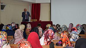 Giresunda 4-6Yaş Kur'an Kursu Eğitm Semineri