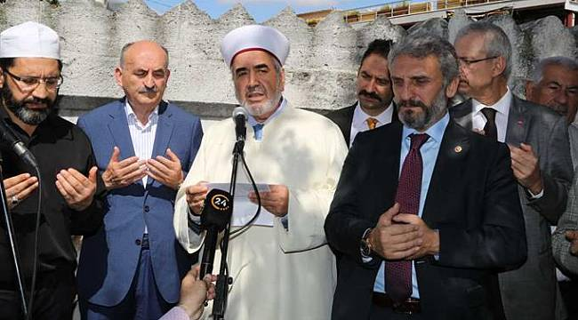 Mimar Sinan'ın vasiyeti yerine getirildi