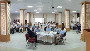 Adana da Camiler ve Din Görevlileri Haftası Etkinlikleri