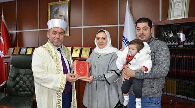 Alman Vatandaşı Maria Müslüman oldu