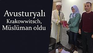 Avusturyalı Krakowwitsch, Müslüman oldu
