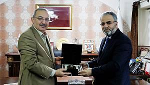 Başkan Yardımcısı İşliyen'den Diyanet-Sen'e Ziyaret