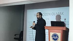 """Bitlis'te """"Aile Okulu Semineri"""" gerçekleştirildi."""