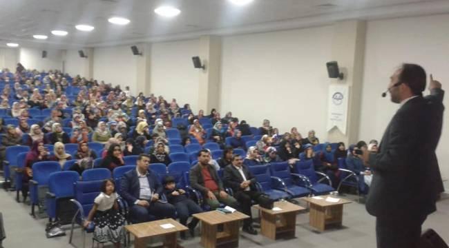 Diyarbakır da Aile Okulu Seminerleri Tamamlandı.