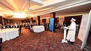 Erbaş, Bursa'da STK temsilcileri ile bir araya geldi
