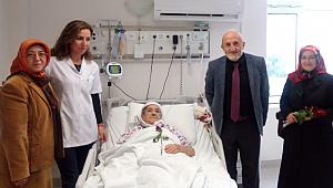 Giresunda Hastalara manevi destek
