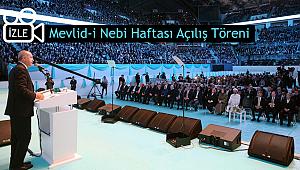 Mevlid-i Nebi Haftası Açılış Töreni-VİDEO