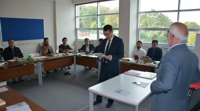 Sinop'ta Eğitimler Hız Kesmeden Devam Ediyor