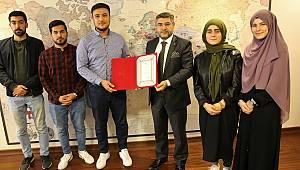 Üniversiteli Öğrencilerden Endonezya'ya anlamlı destek