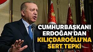 Cumhurbaşkanı Erdoğan: 'Ben senin cumhurbaşkanın olmaya meraklı değilim'