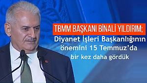 Diyanet TV Tanıtım Gecesi Ankara da yapıldı