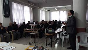Kargı'da ' Mutlu Aile ve Huzurlu Toplum' Semineri
