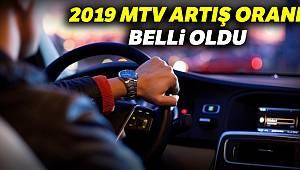 Motorlu Taşıtlar Vergisi (MTV) artış oranı belli oldu