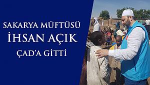 Sakarya dan Çad'a Su Kuyusu Yardımı