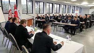 Diyanet İşleri Başkanı Ali Erbaş Fransa'da