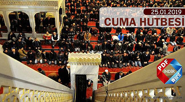 Haftanın Hutbesi;İslam Ahlâkının Özü Hayâdır