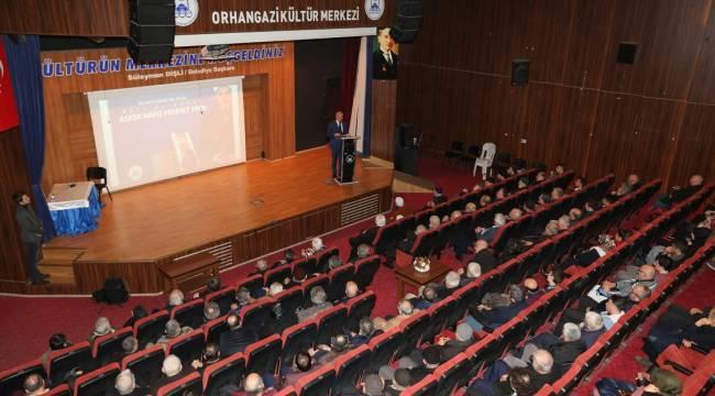 Kur'an Bülbülü Asker Hafız Mehmet Eren OKM'de anıldı