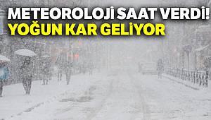 Meteoroloji saat verdi! Yoğun kar geliyor |3 Ocak Perşembe yurtta hava durumu