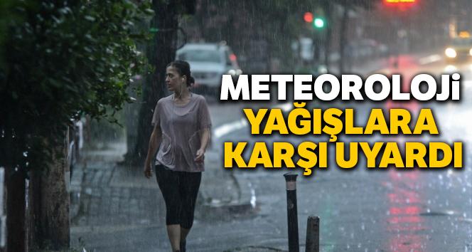Meteoroloji yağışlara karşı uyardı, 16 Ocak 2019 hava durumu