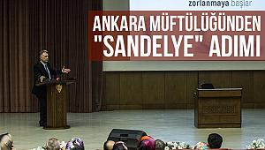 Ankara Müftülüğünden