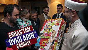 Başkan Erbaş'tan