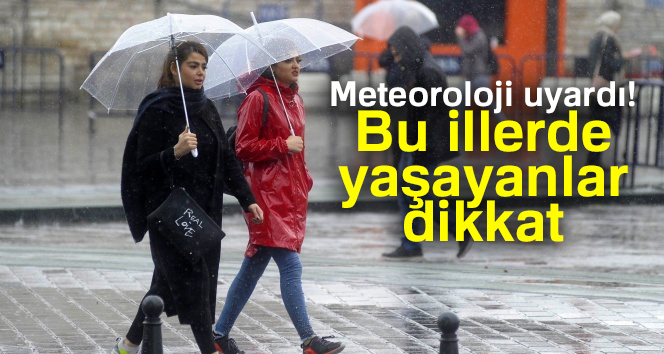 Bugün hava nasıl olacak? 17 Şubat 2019 Hava Durumu