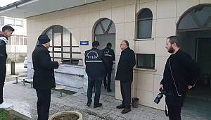 Hırsızlar camilere dadandı