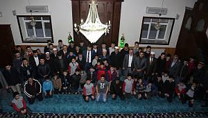 Sivas'ta 'Camide Ol'mak projesi hayata geçti