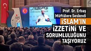 3. İlçe Müftüleri Kongresi Ankara'da başladı