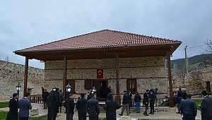 700 yıllık Alaaddin Camii yeniden ibadete açıldı