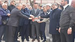 Bilecik Ertuğrulgazi Camii'nin temeli atıldı