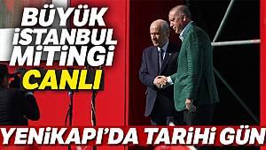 Büyük İstanbul Mitingi/Canlı
