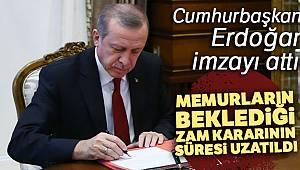 Cumhurbaşkanı Kararı Resmi Gazete'de yayımlandı
