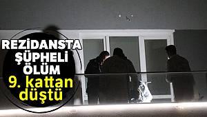 İstanbul'da rezidansta şüpheli ölüm