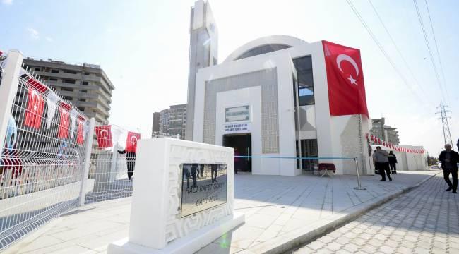 Meram'da Hacı Rafet Görey Cami açıldı