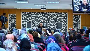TDV KAGEM 'İslam, Kadın ve Hayat' konulu Konferans