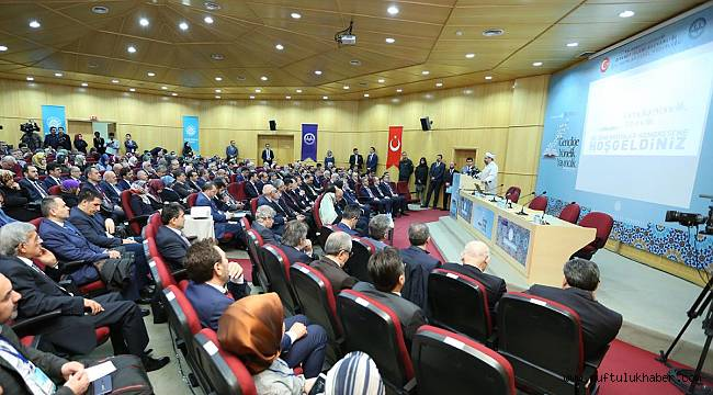 7. Dini Yayınlar Kongresi İstanbul'da başladı.