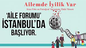 'Aile Forumu' İstanbul'da başlıyor