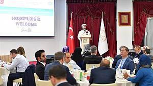 ERBAŞ,İslam ülkeleri Büyükelçilerini ağırladı