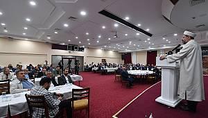 Erbaş,Konya'da sanayici ve iş insanlarıyla buluştu