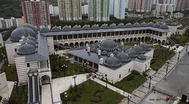 Kuzey Ankara Camii ve Külliyesi, yarın açılıyor