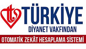 Türkiye Diyanet Vakfından Zekat Seferberliği
