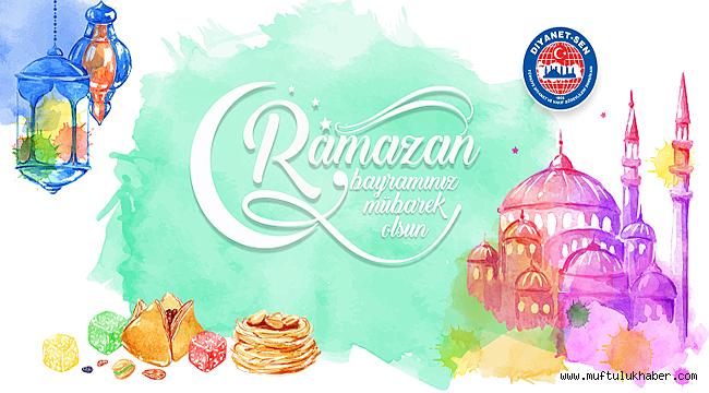 Bayraktutar;Ramazan Bayramı'nız Mübarek Olsun