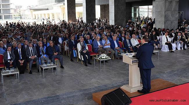 Erbaş, 29 Mayıs Üniversitesinin mezuniyet törenine katıldı