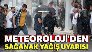 Meteoroloji'den sağanak yağış ve hava durumu uyarısı |19 Haziran hava raporu