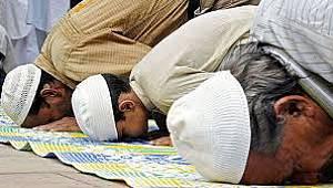 Ramazan Bayram Namazının Kılınışı