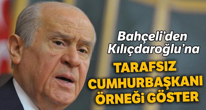 Devlet Bahçeli: Kılıçdaroğlu için çember daralıyor