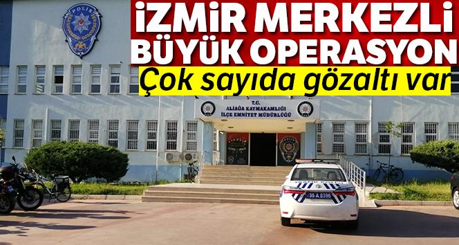 İnsan kaçakçılarına büyük darbe: 55 gözaltı