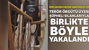 İstanbul'da, terör örgütü TKP/ML üyesi 1 şüpheli silahlarıyla birlikte yakalandı